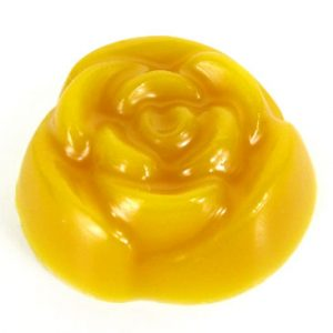 Beeswax Rose Small