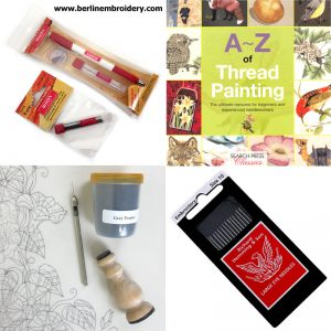 Needle Painting Supplies