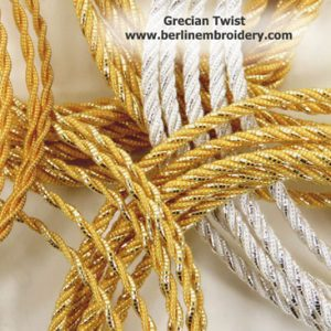 Grecian Twist