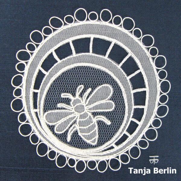 Carrickmacross Lace Bee Berlin Embroidery Designs