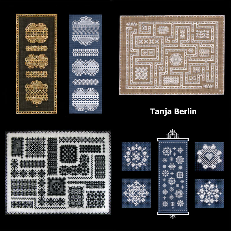 Hapsburg Lace Kits