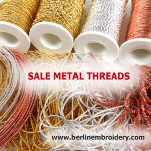 Sale Metal Threads