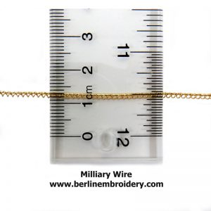 Milliary Wire