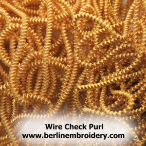 Wire Check Purl