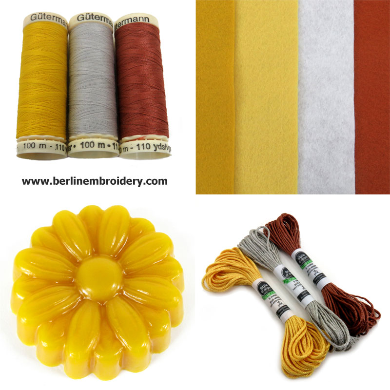 Goldwork Sewing and Padding Supplies