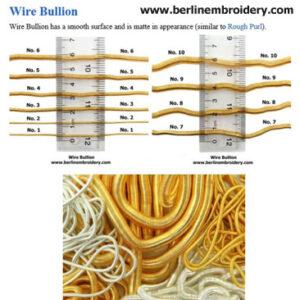 Metal Thread Information