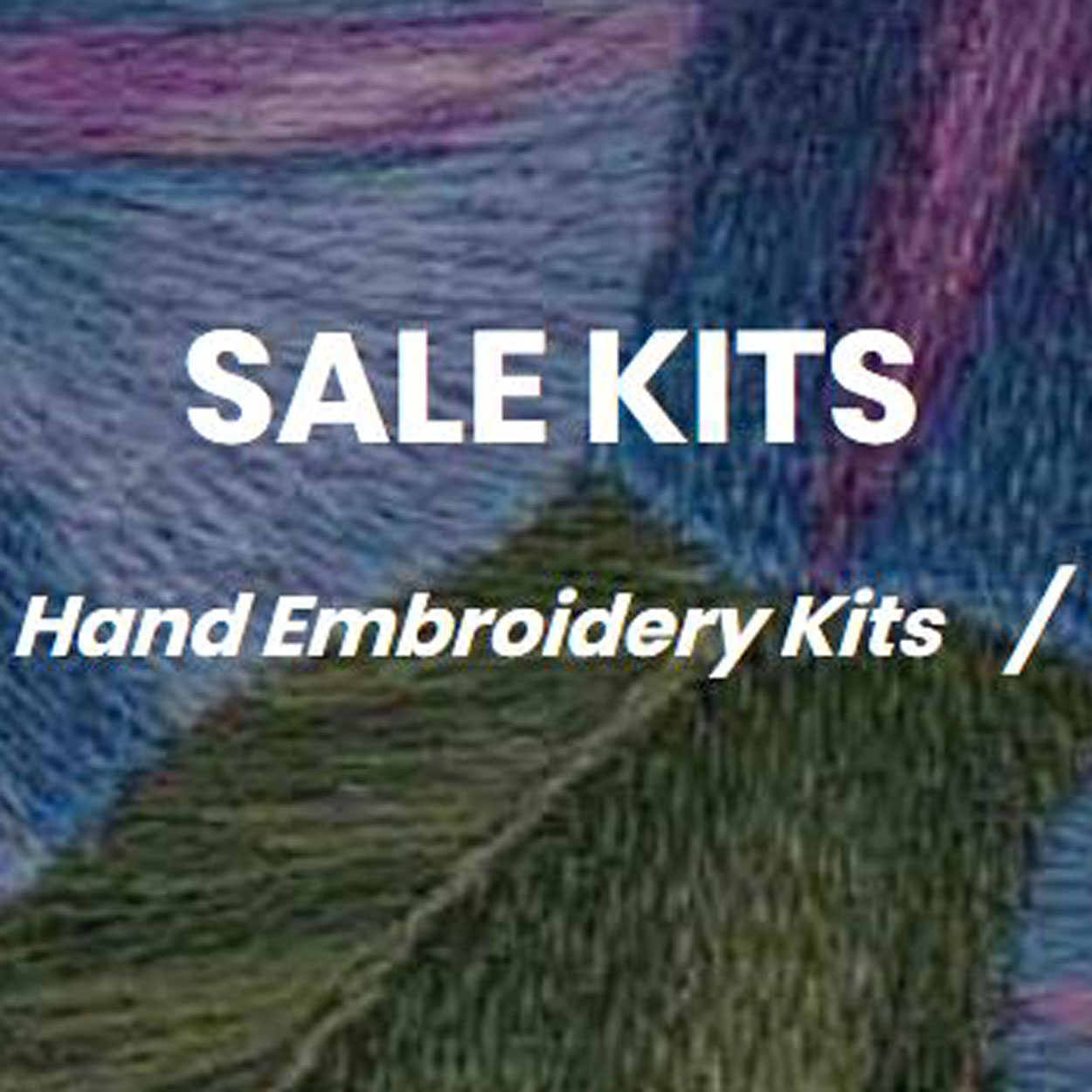 Sale Kits and Patterns